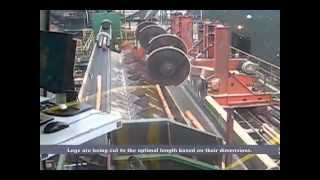 getlinkyoutube.com-Southport Lumber Mill, North Bend Oregon