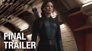 """getlinkyoutube.com-The Hunger Games: Mockingjay Part 1 (Jennifer Lawrence) Final Trailer – """"Burn"""""""
