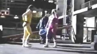 getlinkyoutube.com-Power rangers behind the scenes clip