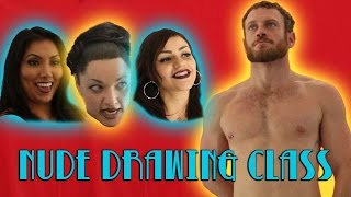 getlinkyoutube.com-Cholas Try: Nude Drawing Class - mitú