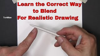 getlinkyoutube.com-Pencil Drawing - Blending and Shading - Learn to blend and shade your drawings