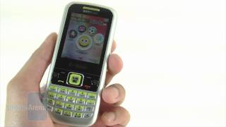 Samsung SGH-T349 Review