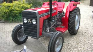 getlinkyoutube.com-Massey Ferguson 240 Restoration