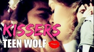 getlinkyoutube.com-Kissers - Teen Wolf [Humor]