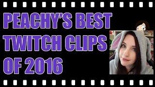 getlinkyoutube.com-🍑 PEACHY'S BEST TWITCH CLIPS OF 2016