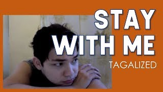 getlinkyoutube.com-Stay With me Tagalog By Sam Smith (Arron Cadawas)
