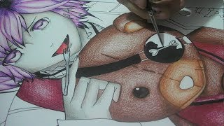 getlinkyoutube.com-Drawing Kanato Sakamaki - Diabolik Lovers