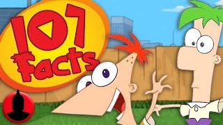 getlinkyoutube.com-107 Phineas and Ferb Facts YOU Should Know! (ToonedUp #39) @ChannelFred