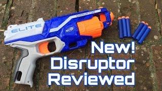 getlinkyoutube.com-Honest Review: Nerf Disruptor (Hey Wait A Minute)