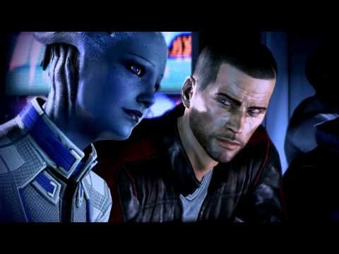 Mass Effect 3 Citadel DLC Walkthrough - Part 15 (Farewell and into the Inevitable)
