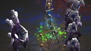 getlinkyoutube.com-디아블로3[근성부두] 2.3패치 월드워z 부두 56단 [Diablo 3] 2.3 Patch Witch doctor