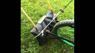 getlinkyoutube.com-homemade mini dump bike with plow