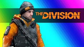 getlinkyoutube.com-The Division Funny Moments - Jumping Jacks, America, Kobe!