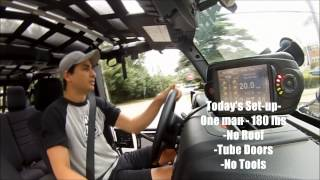 getlinkyoutube.com-RIPP  SUPERCHARGER 0-60 Testing Pentastar Jeep Wrangler 2012