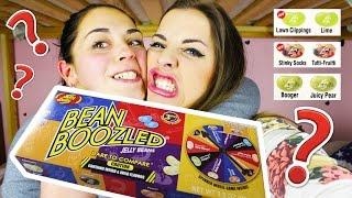getlinkyoutube.com-BEAN BOOZLED Challenge! Caramelle gusto CALZINI PUZZOLENTI? O.O