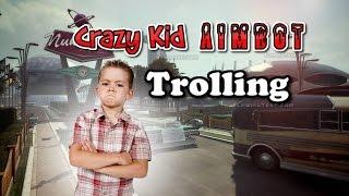 getlinkyoutube.com-Black Ops 2 • 1v1 Aimbot Trolling • Omg that rage •