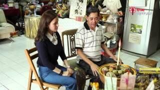 พุทธบริษัท กสินไฟ : อ.บูรพา ผดุงไทย