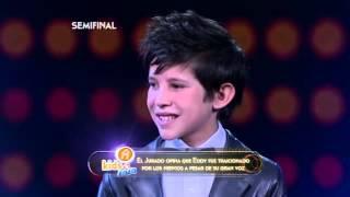 Eddy Valenzuela - Volver a Amar CONCIERTO 15 - SEMIFINAL