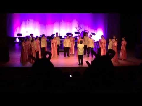 Intro-Amet Setan-Better World - Pharmacy Glee Club Himig Tomasino 2014