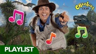 getlinkyoutube.com-Dinosaur Raps Playlist - Andy's Dinosaur Adventure's - CBeebies