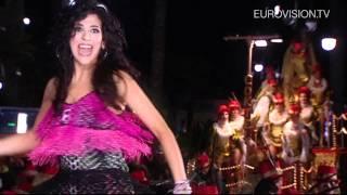 getlinkyoutube.com-Lucia Perez - Que me quiten lo bailao (Spain)