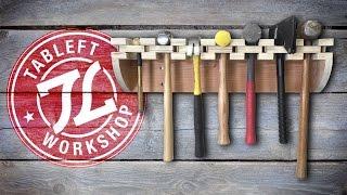 getlinkyoutube.com-BUILD: Hammer Rack