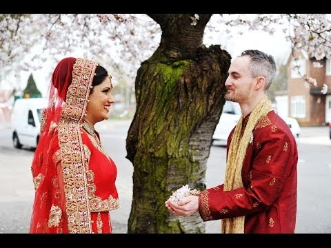 Mark & Nisha's  Sikh & Hindu  Wedding Highlights