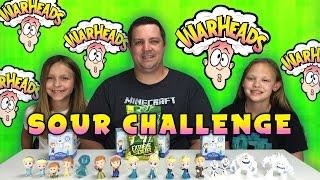 getlinkyoutube.com-Blind Box Warhead Challenge with Frozen Mystery Minis
