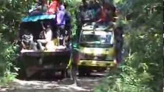 getlinkyoutube.com-Transportasi Darat Menuju Desa Tarimbang Kab SUMBA TIMUR NTT