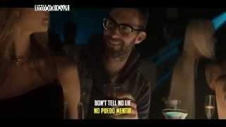 getlinkyoutube.com-Animals - Maroon 5 (Official Video) with Lyrics English & Español