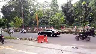 getlinkyoutube.com-Presiden Jokowi dari Istana Bogor ke Jakarta