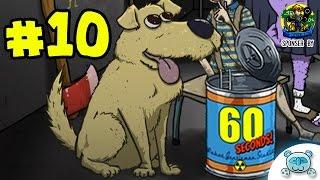 getlinkyoutube.com-60 Seconds! # 10 : หมาคอมโบ Pancake + Abe Mary Jane (Sponser By GT Gametoy)
