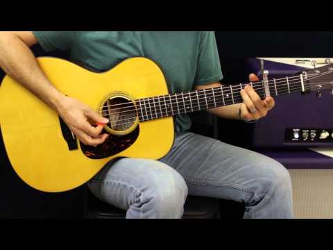 How To Play - The Script - Hall Of Fame - Beginner Chords - Acoustic Guitar Lesson