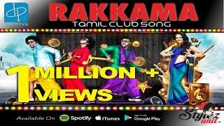 getlinkyoutube.com-Rakkama   Stylez Unit   Black Kaalai   Mr Ant   V-Don   Tamil Club Song   Official Music Video   4K