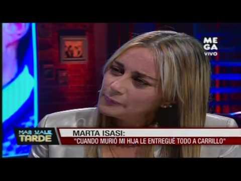 Diputada Marta Isasi: