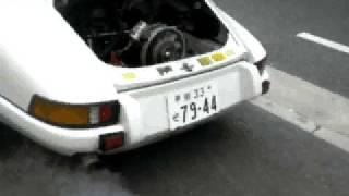 getlinkyoutube.com-ポルシェ 73カレラRS  エンジンサウンド Porsche Carrera