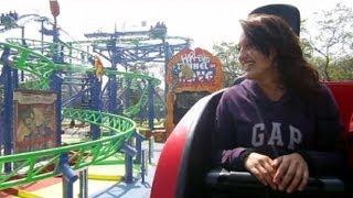 getlinkyoutube.com-Joker on-ride HD POV Six Flags México
