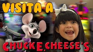 getlinkyoutube.com-¿Qué pasó en CHUCK E. CHEESE´S? // Chivis.tv