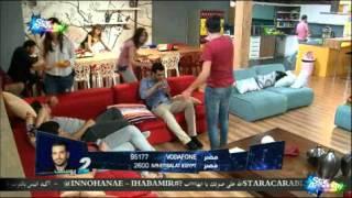 getlinkyoutube.com-شاهد مزاح رفائيل مع محمد ع +  مزاحه مع سهيله  ههه يوم الخميس 22-10-2015
