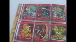 getlinkyoutube.com-Philipp stellt seine Trash Pack Trading Cards mit einigen Limited Editions vor. (7. Video)