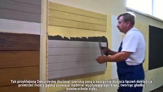 getlinkyoutube.com-Instrukcja montażu imitacji deski elewacyjnej DEKOR-DESKA