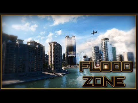 BF4 :Conquest-FLOOD ZONE-(PS3) 13/0 Kills