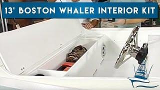 getlinkyoutube.com-13' Boston Whaler Interior Kit