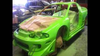getlinkyoutube.com-Eclipse Tuning 2G DSM Show and Street Car Pittsburgh Project DSM
