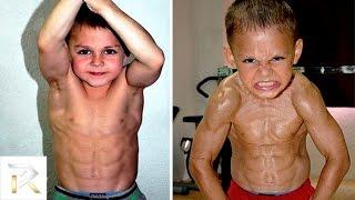 getlinkyoutube.com-The Strongest Kids In The World: Stroe Brothers (Documentary)