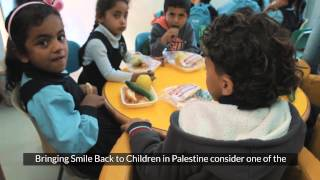 Bring the Smile Back for Children ( Hot Meals 2015)