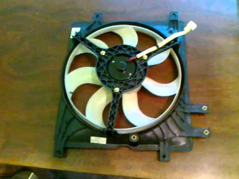 Вентилятор охлаждения Geely MK
