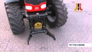 Тракторы Pronar 7150 и Pronar 8140