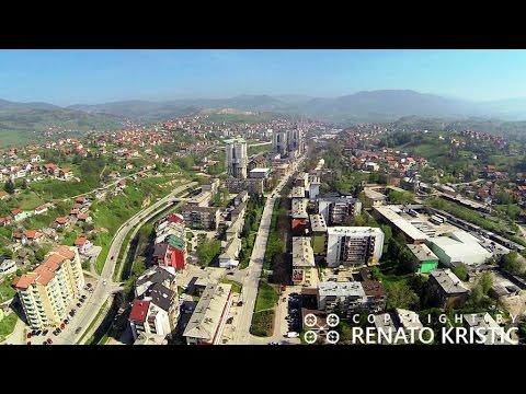 Kakanj | Zračni snimci | 2014 (1080p)