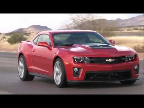 Real World Test Drive 2012 Camaro ZL1